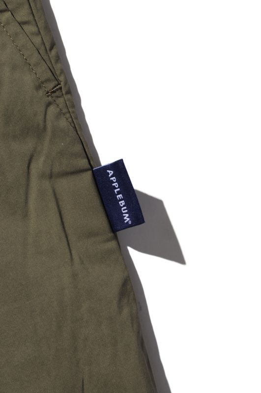 画像4: 【APPLEBUM】Big Silhouette Short Pants