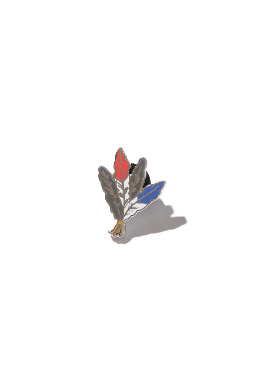 画像1: 【ACAPULCO GOLD】FEATHERS LA  PEL PIN SILVER