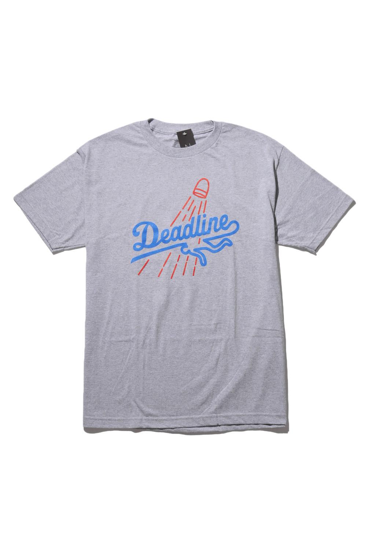 画像3: 【DEADLINE】Deadline Logo Tee