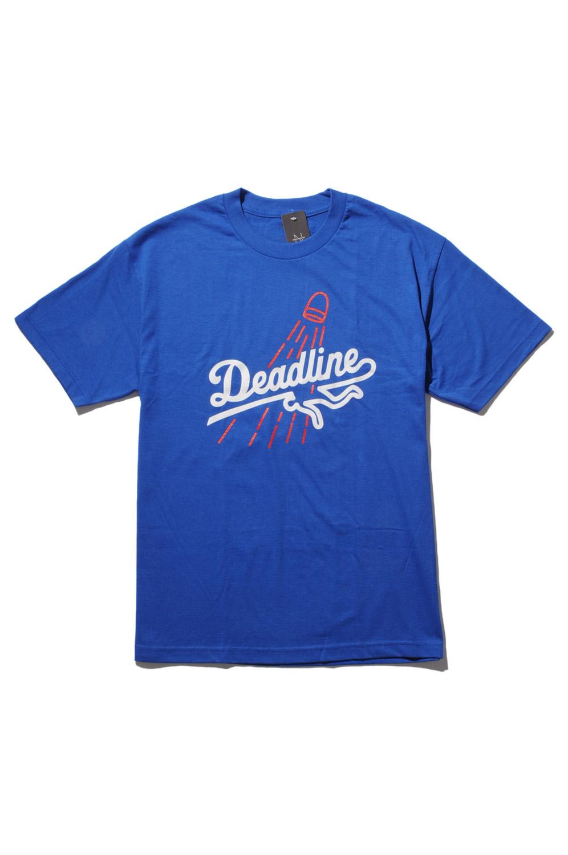画像2: 【DEADLINE】Deadline Logo Tee