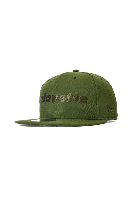 画像3: 【LAFAYETTE】Lafayette × NEW ERA – LOGO 9FIFTY SNAPBACK CAP