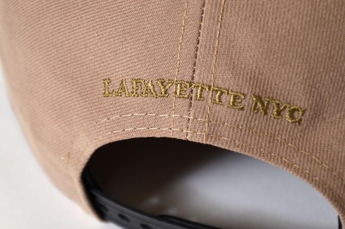 画像4: 【LAFAYETTE】Lafayette × NEW ERA – LOGO 9FIFTY SNAPBACK CAP