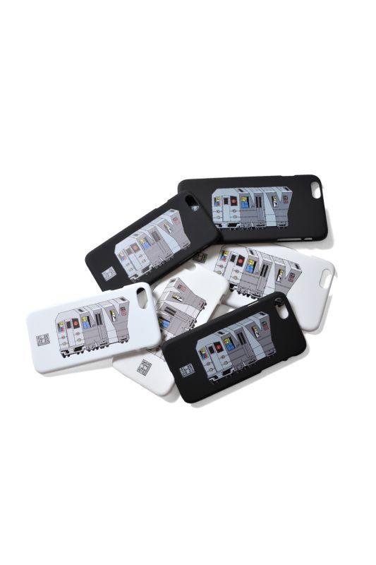 画像1: 【LAFAYETTE】Lafayette ×GHICA POPA – NY SUBWAY iPhone CASE