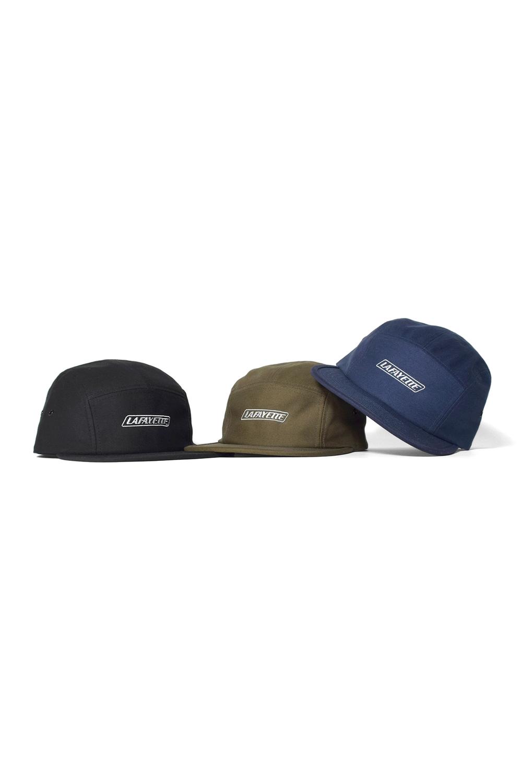 画像1: 【LAFAYETTE】BOX LOGO CAMP CAP