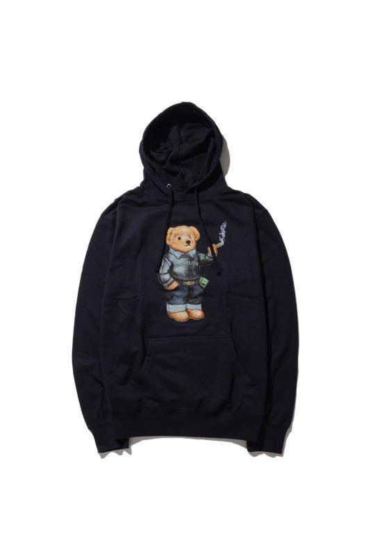 画像3: 【DEADLINE】420 Blunt Bear Hoodie