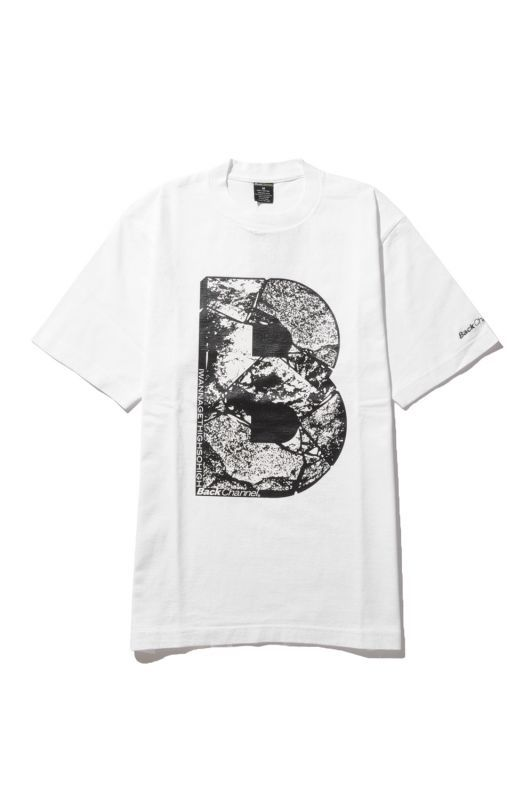 画像1: 【Back Channel】STONE LOGO T