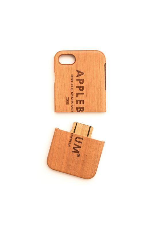 画像3: 【APPLEBUM】Wood iPhone7 Case