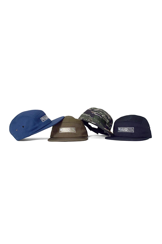 画像1: 【PRIVILEGE】BOX LOGO JET CAP