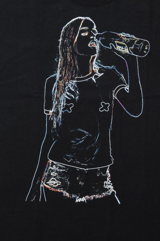 "画像3: 【APPLEBUM】""Neon Girl"" T-shirt"