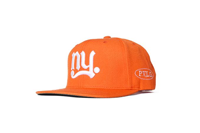 画像2: 【PRIVILEGE】NY SIGN SNAPBACK CAP