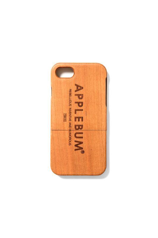 画像1: 【APPLEBUM】Wood iPhone7 Case