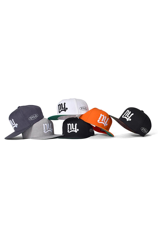 画像1: 【PRIVILEGE】NY SIGN SNAPBACK CAP