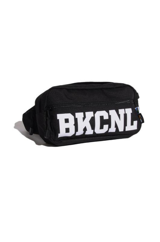 画像1: 【Back Channel】BACK CHANNEL×MEI CORDURA WAIST BAG