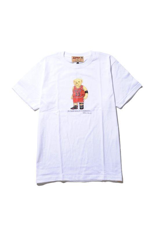 "画像1: 【INTERBREED】FunkBear ""MJ"" SS Tee"