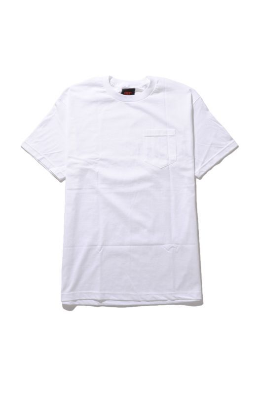 画像1: 【am】YOU SHOULDVE STAYED HOME POCKET TEE