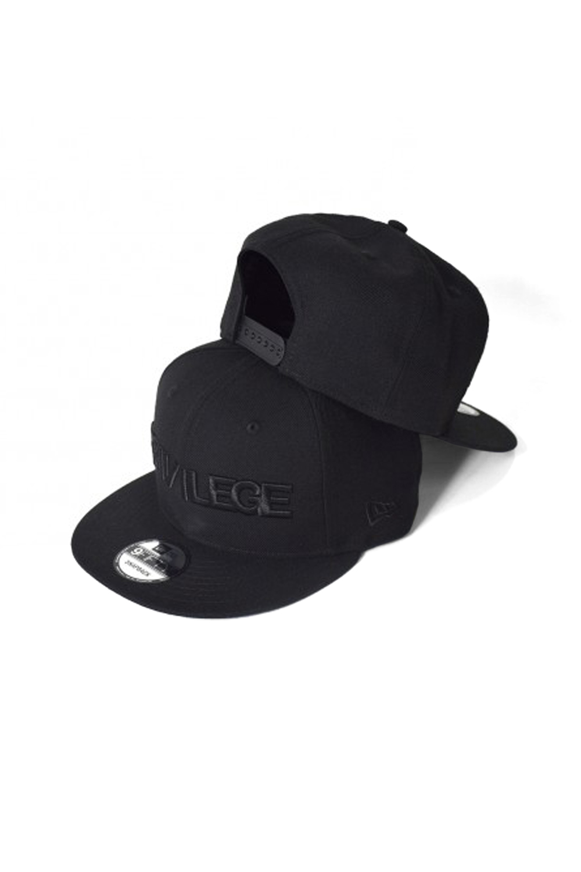 画像1: 【PRIVILEGE】PRIVILEGE NEWYORK × NEW ERA – CORE LOGO 59FIFTY CAP