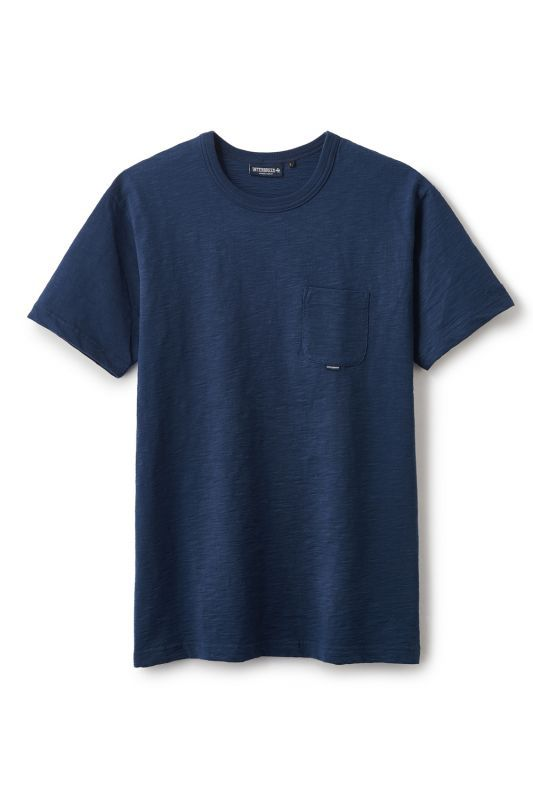 画像3: 【INTERBREED】Slab Cotton Pocket Tee