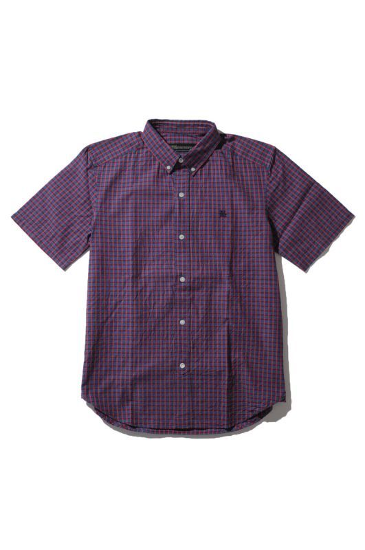 画像1: 【Back Channel】OX B.D. H/S SHIRT