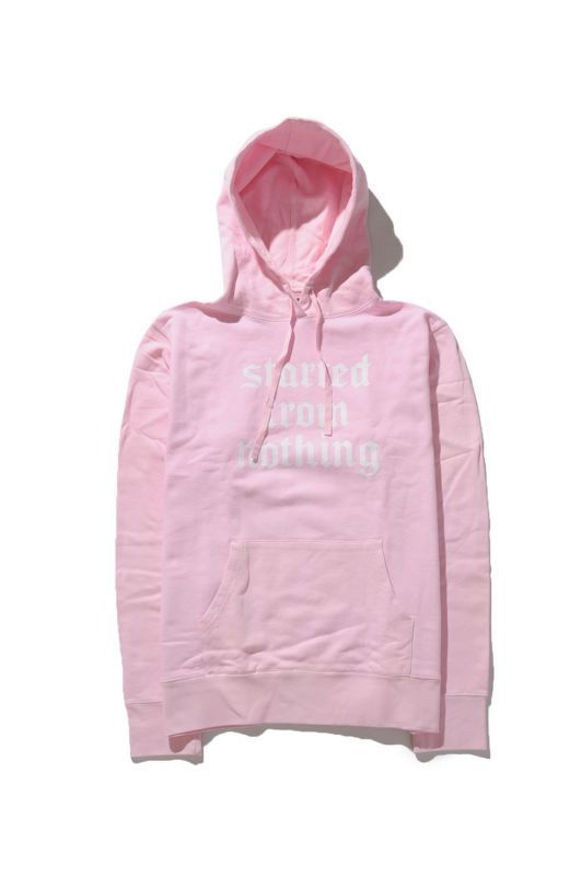 画像1: 【am】STARTED FROM NOTHING PULLOVER HOODIE