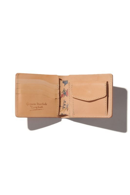 画像2: 【LARRY SMITH】 BILLFOLD WALLET