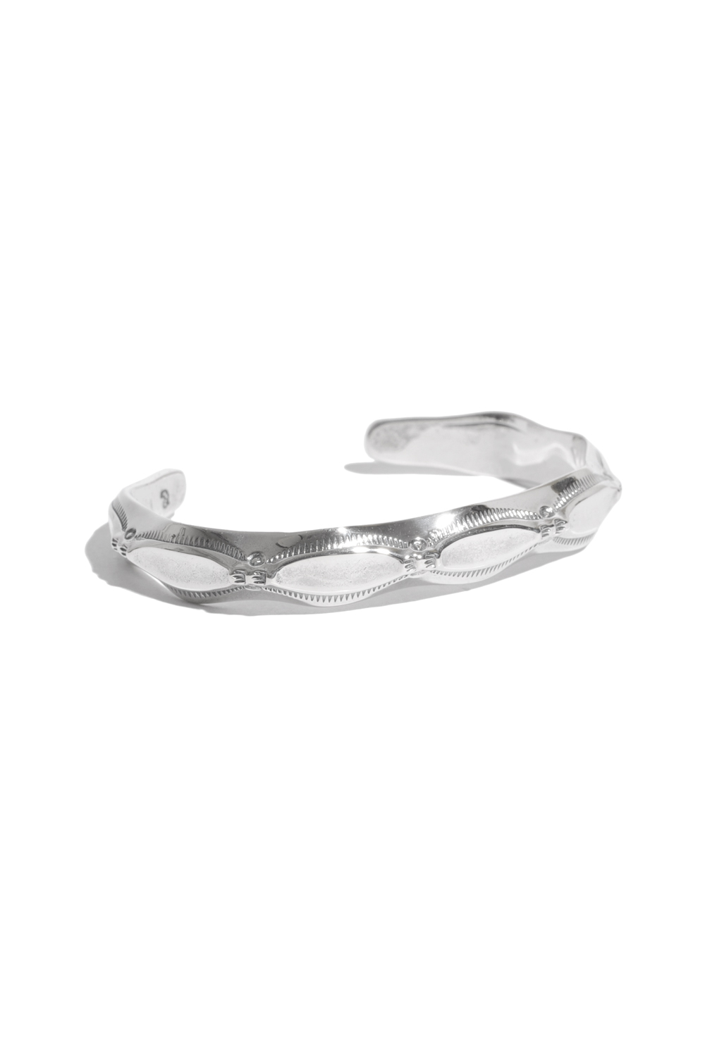 画像1: 【LARRY SMITH】PRESS BANGLE