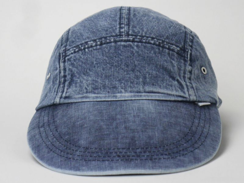 画像4: 【INTERBREED】Chemical Washed Long Bill Cap