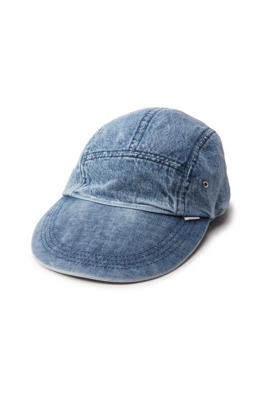 画像2: 【INTERBREED】Chemical Washed Long Bill Cap