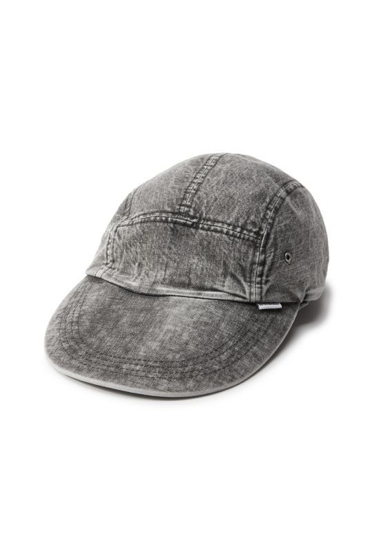 画像1: 【INTERBREED】Chemical Washed Long Bill Cap