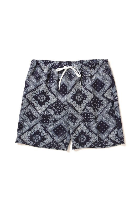 画像1: 【APPLEBUM】Paisley Swim Pants