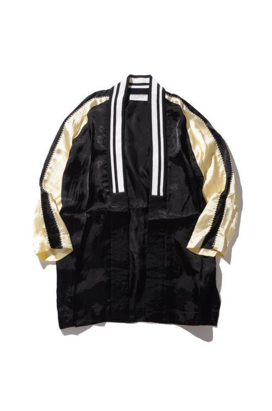画像1: 【VOTE MAKE NEW CLOTHES】SATIN SOUVENIR GOWN