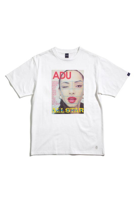 画像1: 【APPLEBUM】ADU T-shirt