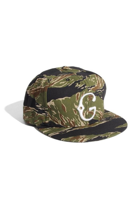 画像2: 【ACAPULCO GOLD】CLASSIC 'G' SNAPBACK