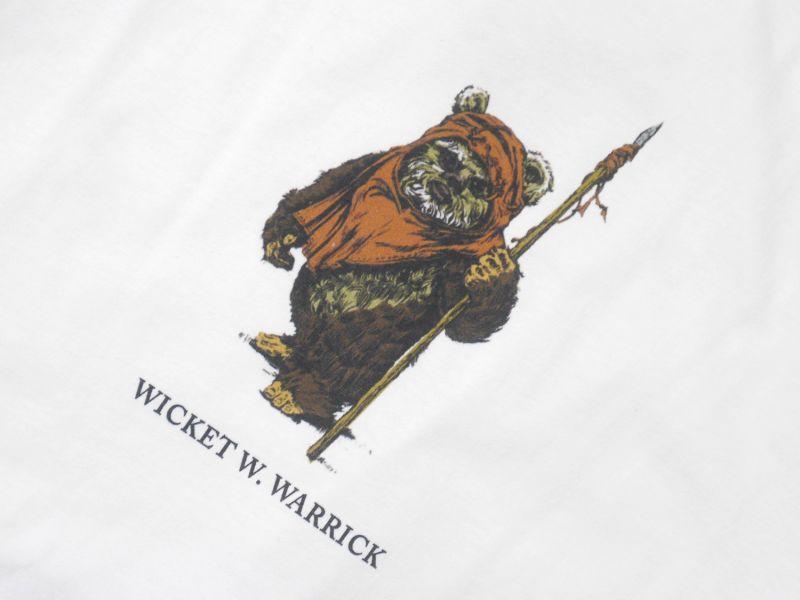 "画像3: 【INTERBREED】STAR WARS™ x INTERBREED ""Wicket SS Tee"""
