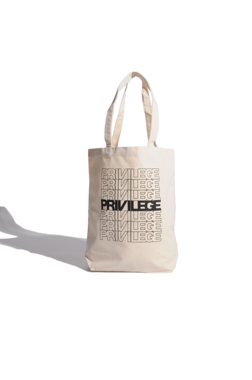 画像1: 【PRIVILEGE】PRIVILEGE TOTE BAG