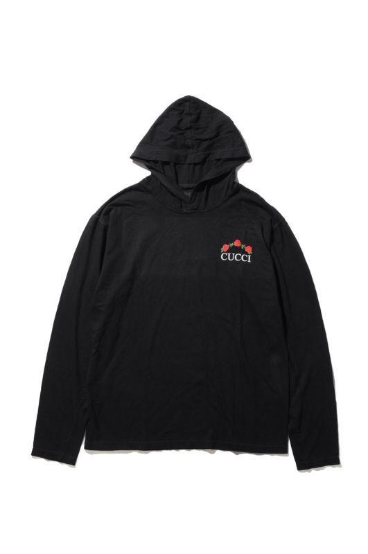 画像2: 【DEADLINE】Cucci T-shirt Hoodie