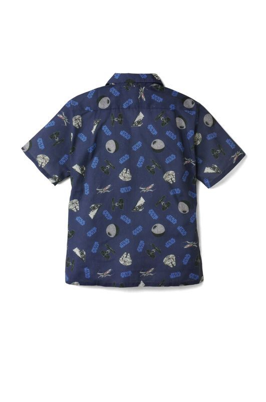 "画像3: 【INTERBREED】STAR WARS™ x INTERBREED ""Vehicles Textile Shirt"""