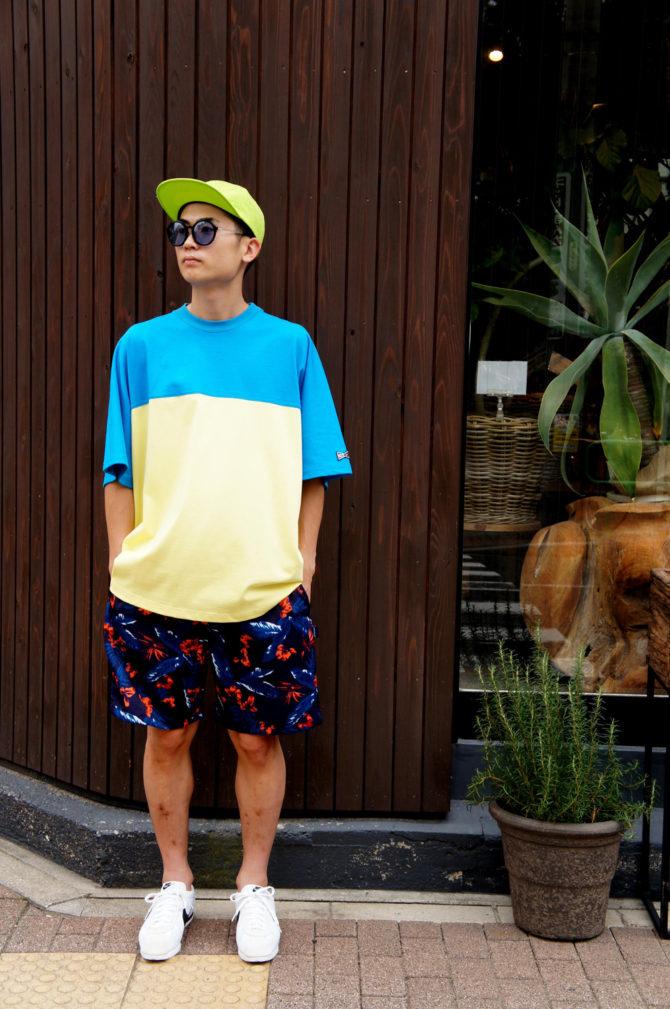 画像1: 【VOTE MAKE NEW CLOTHES】BIG SHOULDER TEE