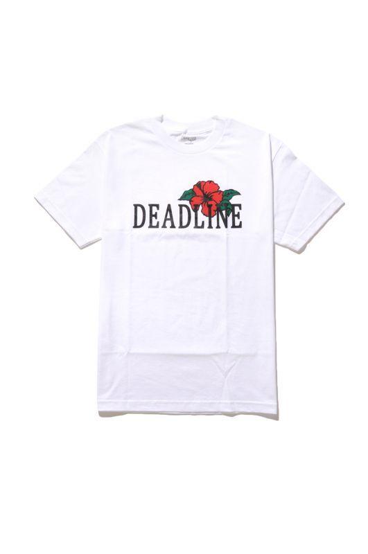 画像1: 【DEADLINE】Flower Tee