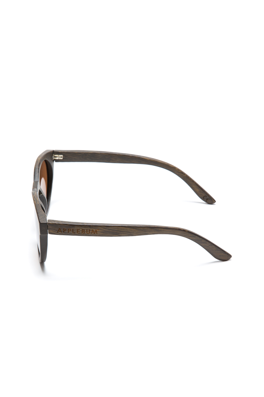 画像3: 【APPLEBUM】Wood Sunglass