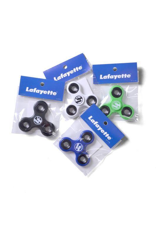 画像1: 【LAFAYETTE】LF LOGO FIDGET SPINNER