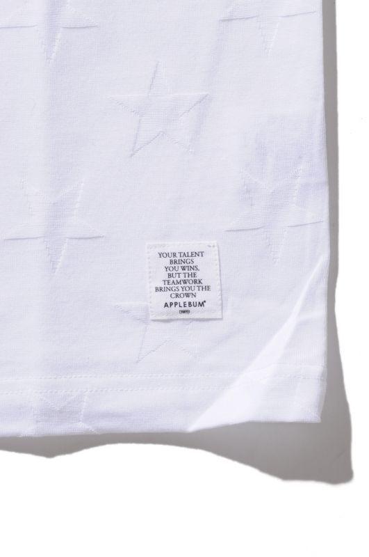 画像4: 【APPLEBUM】Star T-shirt