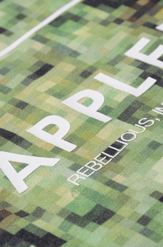 画像3: 【APPLEBUM】Pixel T-shirt