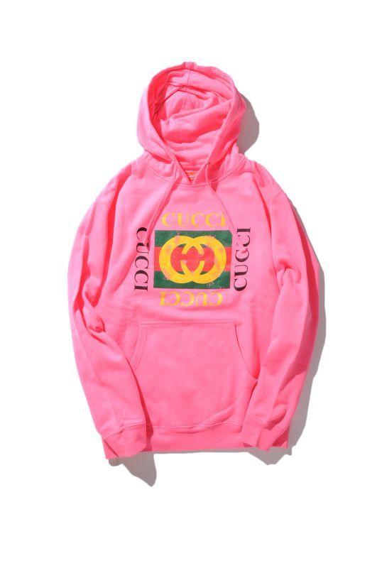 画像2: 【DEADLINE】Cucci Box Logo Hoodie