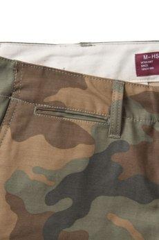 画像5: 【HIDEANDSEEK】 Camo Short Pants (5)