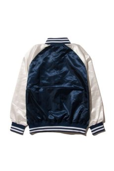 画像3: 【Majestic Athletic】Yankees Right Satin JACKET (3)