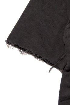 画像5: 【VOTE MAKE NEW CLOTHES】 WIDE SLEEVE HARF HOODIE (5)