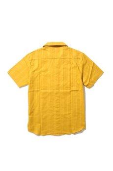 画像4: 【HIDEANDSEEK】Open Collar S/S Shirts (4)