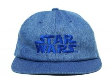 "画像3: 【INTERBREED】STAR WARS™ x INTERBREED ""Denim Logo Cap"" (3)"