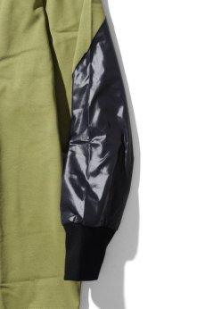画像5: 【VOTE MAKE NEW CLOTHES】BLACK HAND L/S TEE (5)