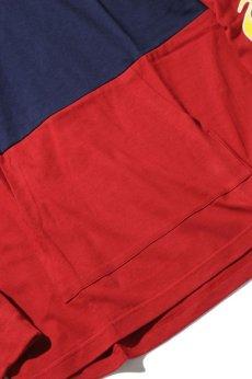 画像6: 【VOTE MAKE NEW CLOTHES】2-TONE L/S HOODIE (6)